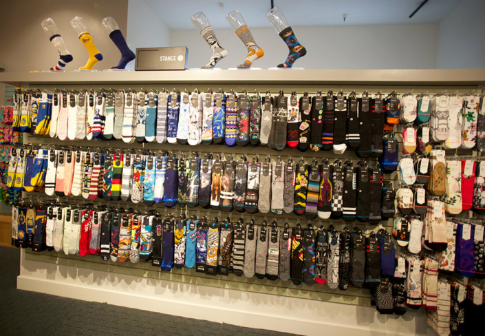 Products - Socks on the Square